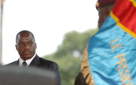 This file photo shows Congolese President Joseph Kabila. Picture: AFP.