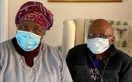 South Africa's Archbishop Desmond Tutu and His Wife Unhurt by House Fire