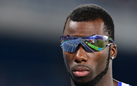 FILE: Britain's Nigel Levine looks on before competing in the Men's 4x400m Relay Round 1 during the athletics event at the Rio 2016 Olympic Games at the Olympic Stadium in Rio de Janeiro on 19 August 2016. Picture: AFP