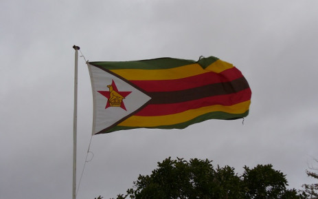 Zimbabwean flag. Picture: Supplied.