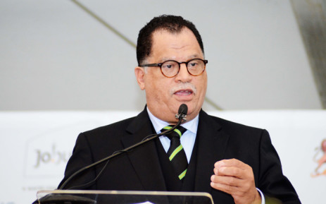 FILE. South African Football Association President, Danny Jordaan. Picture: GCIS.