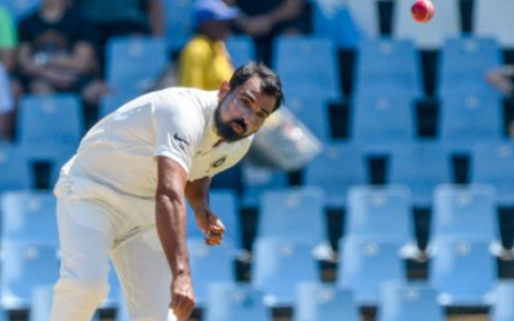 Indian cricketer Mohammed Shami. Picture: Twitter