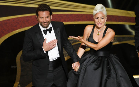 Bradley Cooper and Lady Gaga perform onstage during the 91st Annual Academy Awards at Dolby Theatre on 24 February 2019 in Hollywood, California. Picture: Getty Images/AFP