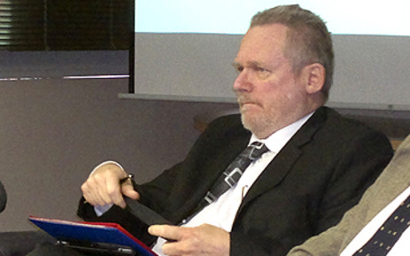 Minister of Trade and Industry Rob Davies.