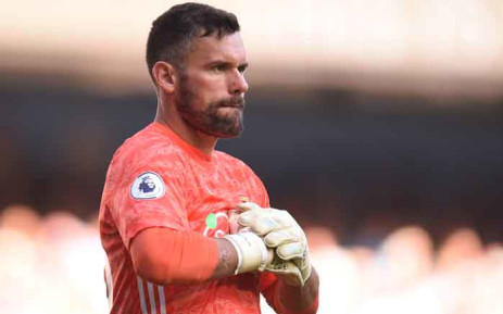 Watford goalkeeper Ben Foster looks on during the English Premier League football match between Manchester City and Watford at the Etihad Stadium in Manchester, northwest England, on 21 September 2019. Picture: AFP