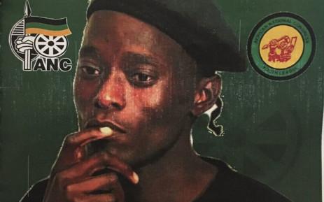 The late ANC Youth League secretary Sindiso Magaqa. Picture: Ziyanda Ngcobo/EWN.