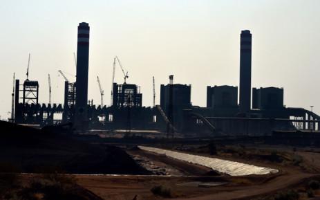 The Medupi Power Station Unit 6, Liphalale, Limpopo. Picture: GCIS.