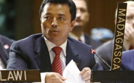 Former President  of Madagascar Marc Ravalomanana. Picture: Marco Castro/UN Photo