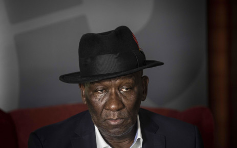 FILE: Police Minister Bheki Cele addressed the media on 28 November 2019. Picture: Abigail Javier/EWN.