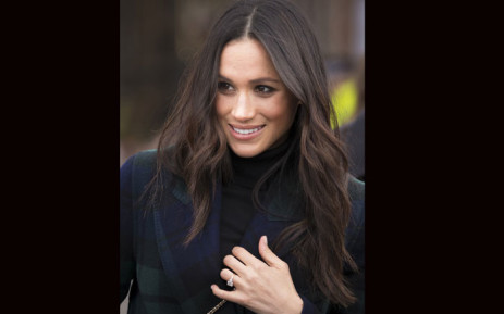 FILE: The Duchess of Sussex. Picture: AFP
