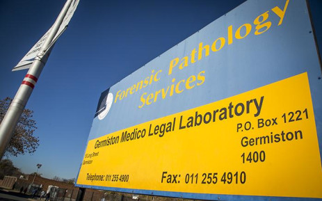 FILE: The Germiston pathology lab. Picture: Reinart Toerien/EWN
