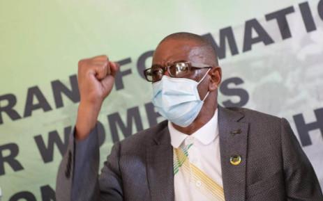 FILE: ANC secretary general Ace Magashule. Picture: Boikhutso Ntsoko/Eyewitness News.