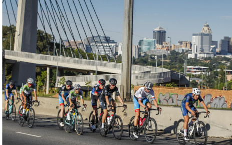 Thousands of cyclists taking part in the Discovery 947 Ride Joburg bicycle on Sunday 17 November 2019. Picture: Primedia