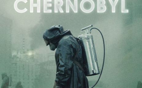 HBO's Chernobyl logo. Picture: Chernobylminiseries/Facebook