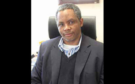 Prince Mokotedi, head of the NPA's integrity management unit. Picture: NPA.
