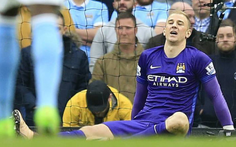 FILE: Former Manchester City goalkeeper, Joe Hart. Picture: Manchester City official Facebook page.