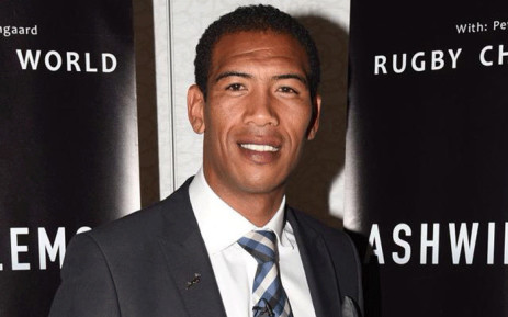 FILE: Former Lions and Springbok wing Ashwin Willemse. Picture: Facebook