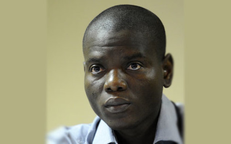 ANCYL deputy president Ronald Lamola. Picture: AFP