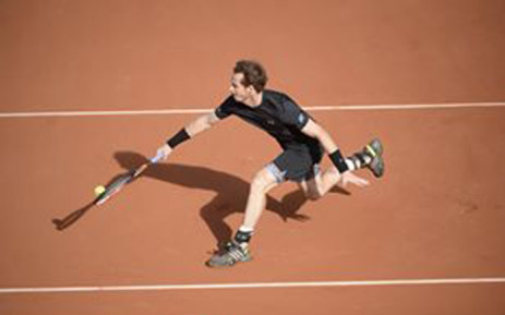 FILE: Andy Murray. Picture: Andy Murray/Facebook.