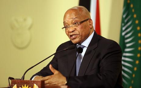FILE: President Jacob Zuma. Picture: Reinart Toerien/EWN.