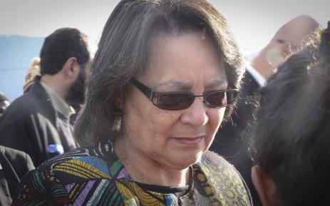 FILE: Mayor of Cape Town, Patricia de Lille. Picture: Cindy Archillies/EWN