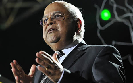 Minister of Finance, Pravin Gordhan. Picture: GCIS.