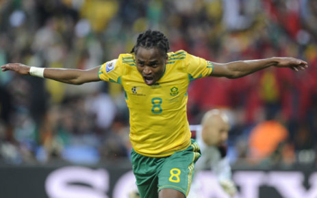 FILE. The highest paid footballers in the PSL were Siphiwe Tshabalala and Teko Modise, who earned between R300,000 and R450,000 per month. Picture: AFP/ FILES / OMAR TORRES