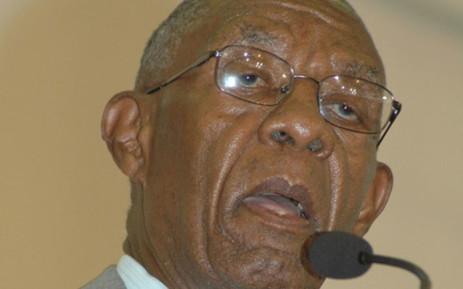 Lucas Mangope. Picture: NWU.ac.za