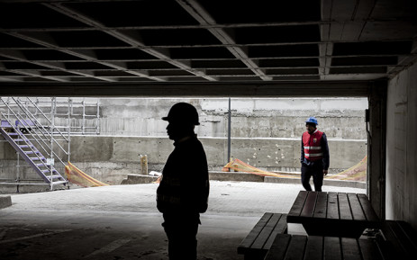 FILE: A construction site. Picture: Sethembiso Zulu/EWN