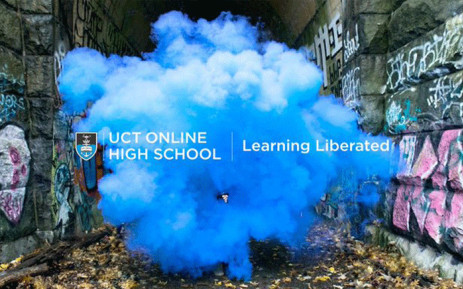 UCT online high school. Picture: @UCT_news/Twitter.
