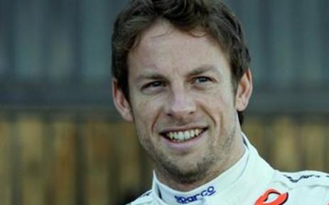 FILE: Jenson Button. Picture: AFP