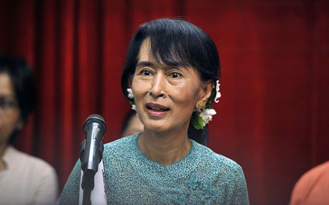 Myanmar leader Aung San Suu Kyi. Picture: Supplied