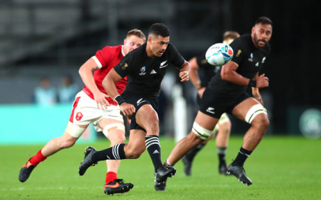 New Zealand and Wales contested the Rugby World Cup third/fourth place playoff match on 1 November 2019. New Zealand won the match 40-17. Picture: @rugbyworldcup/Twitter