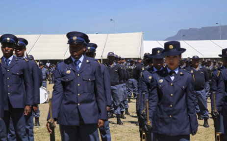 FILE: President Cyril Ramaphosa launched the Anti-Gang Unit in Cape Town 0n 2 November 2018. Picture: Cindy Archillies/EWN.