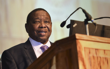 FILE. Higher Education and Training Minister Blade Nzimande. Picture: GCIS.