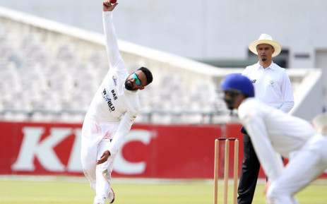 Dane Piedt took 7/118 to help the Cobras crush the Lions by an innings and 71 runs in Johannesburg in their Four-Day Series match. Picture: @CobrasCricket/Twitter