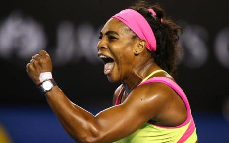 Williams overpowers Sharapova to win 19th grand slam