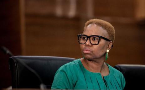 FILE: Minister of Social Development Lindiwe Zulu. Picture: Sethembiso Zulu/EWN.