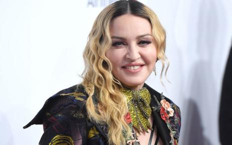 US singer Madonna. Picture: AFP