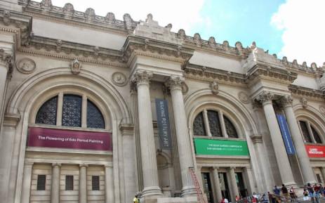 The Metropolitan Museum of Art. Picture: Google Earth