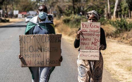 Activist calls on SA to condemn human rights violations in Zimbabwe