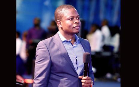 Prophet Shepherd Bushiri. Picture: Facebook