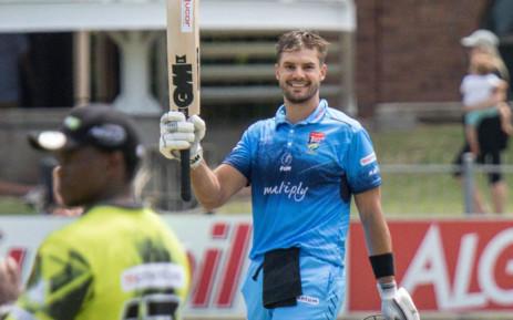 Aiden Markram. Picture: @Titans_Cricket/Twitter