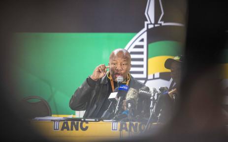 FILE: ANC chief whip Jackson Mthembu. Picture: Thomas Holder/EWN.