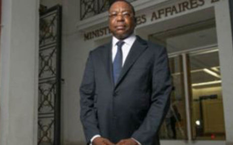Senegalese Foreign Minister Mankeur Ndiaye. Picture: Twitter/@carofig