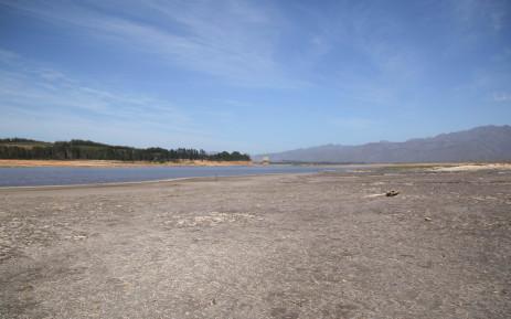 FILE: The Theewaterskloof Dam near Cape Town. Photo: Bertram Malgas/EWN