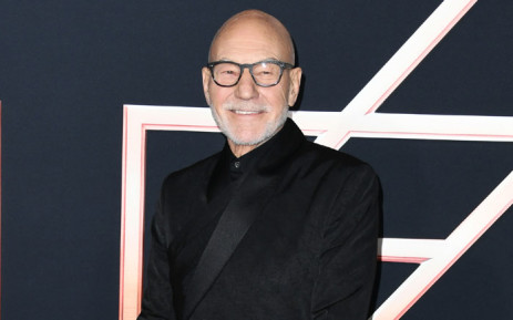 FILE: Patrick Stewart attends the premiere of Columbia Pictures' 'Charlie's Angels' at Westwood Regency Theater on 11 November 2019 in Los Angeles, California. Picture: AFP