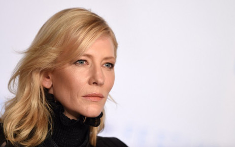 FILE: Actress Cate Blanchett. Picture: AFP.