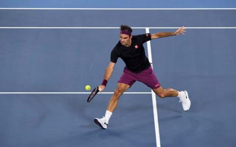 Federer Williams Duck Downpours At Wet Wet Wet Australian