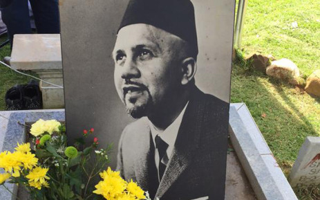 While the Muslim community celebrates his life today, his death is still shroud in controversy. Picture: Natalie Malgas/EWN.